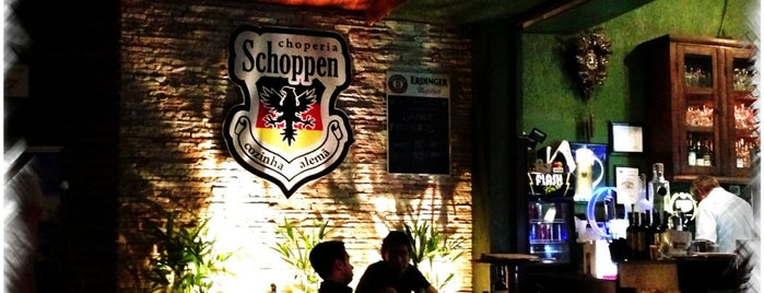 Schoppen Beer & Food is one of Fabio 님이 저장한 장소.
