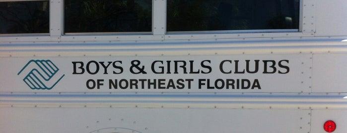 Boys & Girls Club is one of Posti salvati di Porfirio.