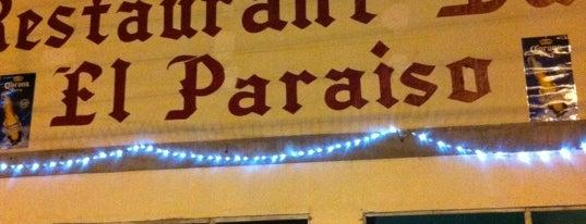 El Paraíso is one of Bar.