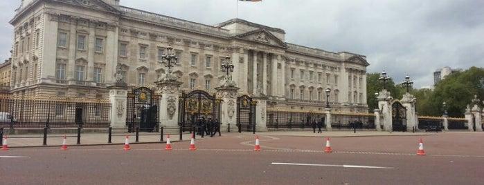 バッキンガム宮殿 is one of London.