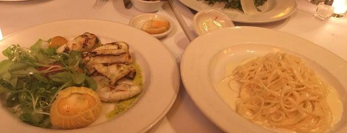 Serafina Osteria is one of 20 favorite restaurants.