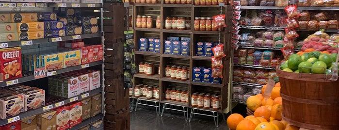 Gourmet Garage is one of Cubico list.