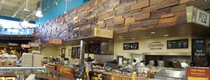 Whole Foods Market is one of Austin's Rockin' Fitness Scene.