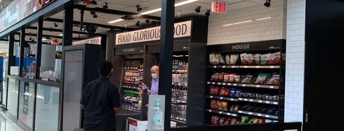 CIBO Express Gourmet Market is one of Mo's Liked Places.