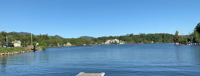 Saranac Lake, NY is one of Posti che sono piaciuti a Nicholas.