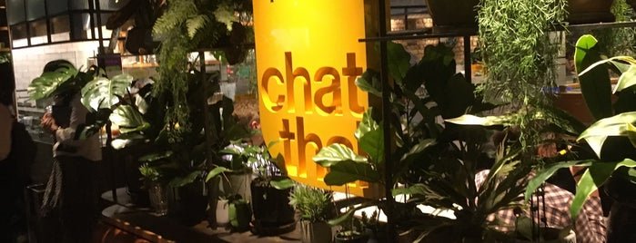 Chat Thai | ชาติไทย is one of Posti salvati di Martha.
