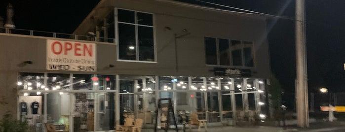Atlantic Brewing Midtown is one of Posti salvati di Rachel.