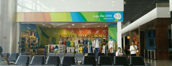 Loja Rio 2016 is one of Kárenさんのお気に入りスポット.