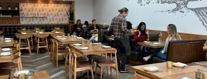 The Mar Vista is one of Food places to try.