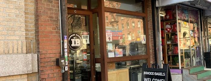 Inwood Bagels is one of Washington Heights.
