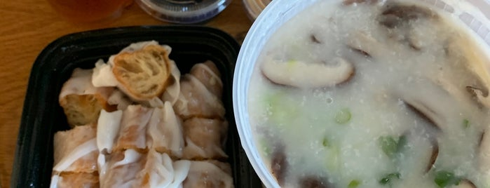 Yin Ji Chang Fen 銀記腸粉店 is one of nyc to try.
