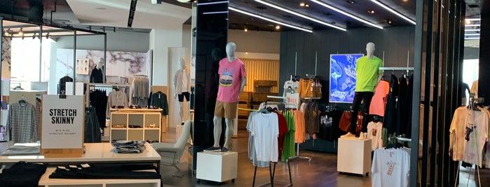Topshop/Topman Showroom (Pop-up) is one of Minhas diversões.