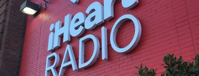 iHeartMedia, Inc. is one of #tivzlist Live Music Venues.
