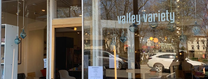 Valley Variety is one of NY Travels.