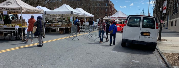 Inwood Farmers Market is one of Tourist attractions NYC.