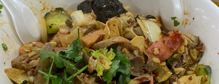 Ri Ri Hong Mala Xiang Guo 日日紅麻辣香鍋 is one of Micheenli Guide: Spicy Mala Trail In Singapore.