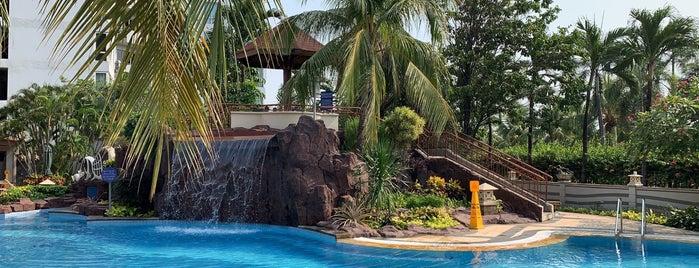 Swimming Pool Apartemen Puri Casablanca is one of Jakarta.