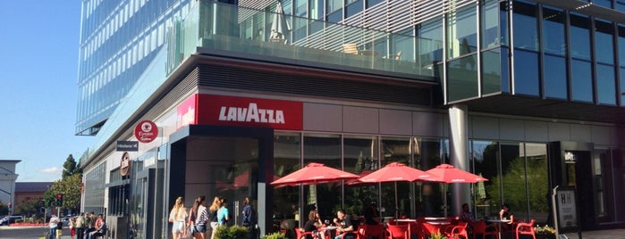 Lavazza Espression is one of Best SF Bay Area Desserts.