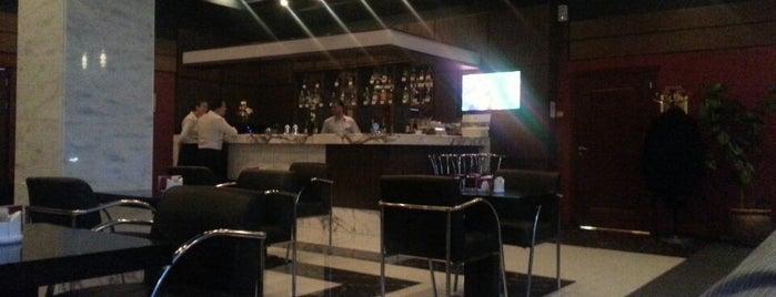Ресторан готелю МИР is one of Бари, ресторани, кафе Рівне.