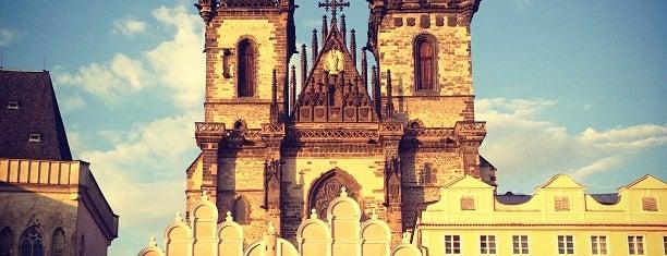 Староместская площадь is one of Praga.