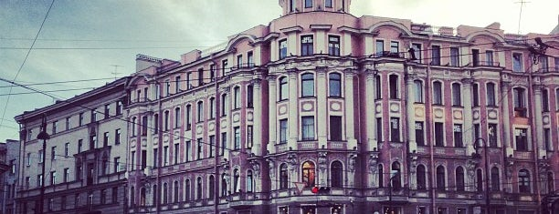 Площадь Льва Толстого is one of spb.
