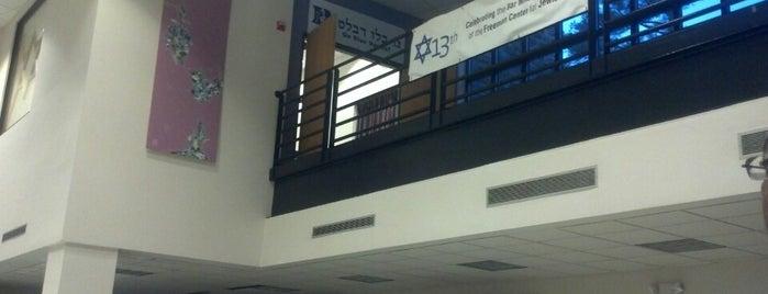 Jewish Life at Duke, Freeman Center is one of Orientation Week Locations.