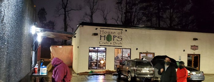 House of Hops is one of Raleigh Favorites II.