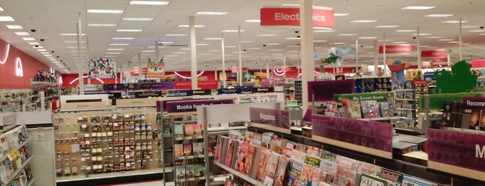 Target is one of Lieux qui ont plu à Jeff.