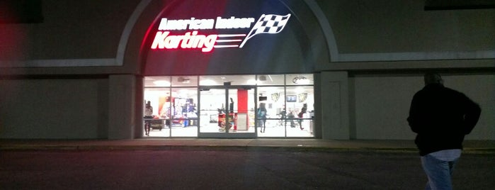 American Indoor Karting is one of Must-visit Arts & Entertainment in Virginia Beach.