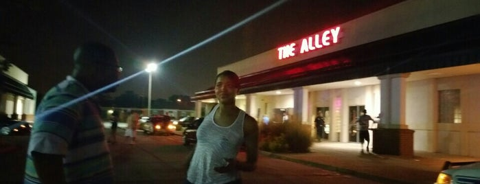 The Alley Newport News is one of Kia's Liked Places.