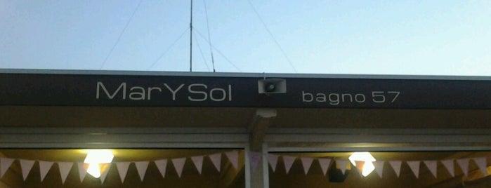Bagno Mar Y Sol 57 is one of Riviera Adriatica.