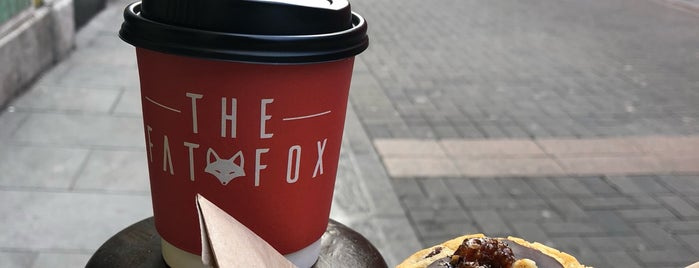 The Fat Fox is one of Dublin: Favourites & To Do.