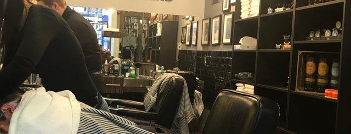 Woxx Barbers is one of Orte, die Randy gefallen.