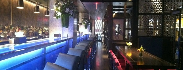 Hakkasan is one of NYCeatDrink.