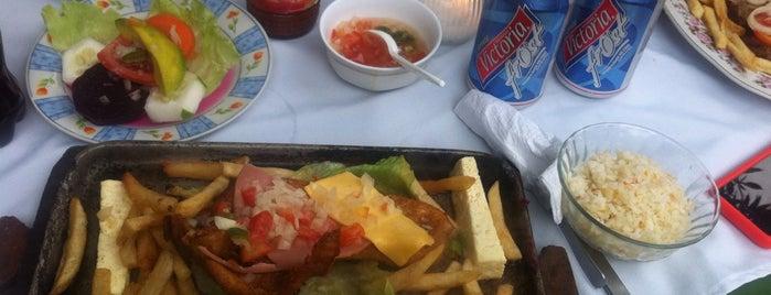 """Restaurante """"El Ranchon"""" is one of Lugares favoritos de #Chinito."""