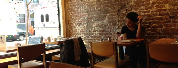 Y Cafe is one of East Village Bucket List.