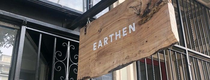Earthen is one of สถานที่ที่บันทึกไว้ของ Vivian.