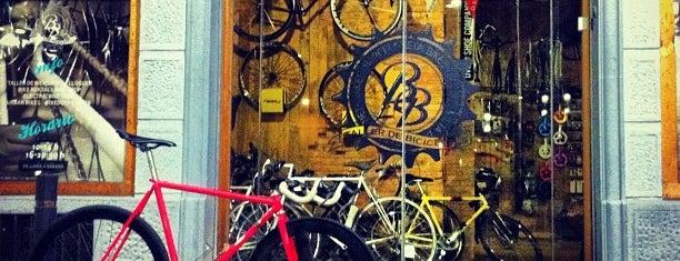 Barceloneta Bikes is one of #myhints4Barcelona.