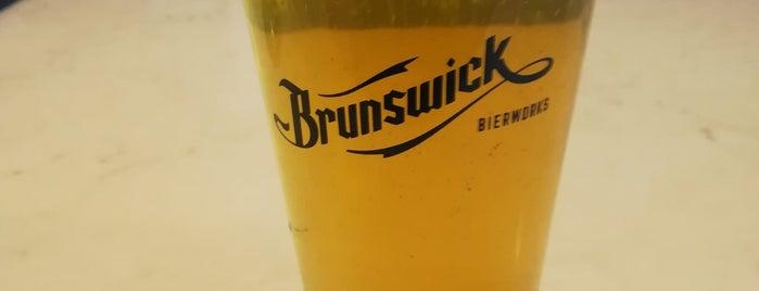Brunswick Bierworks is one of Joeさんのお気に入りスポット.