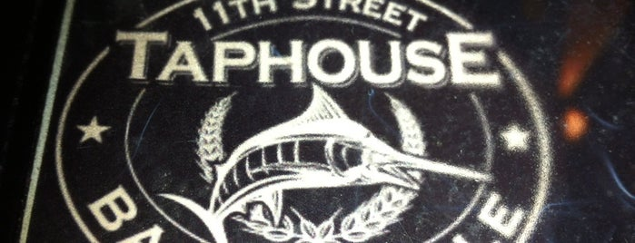 11th Street Taphouse Bar & Grill is one of Must-visit Food in Virginia Beach.