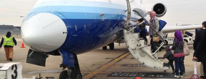 Flughafen Washington Dulles International (IAD) is one of Airports around the World.