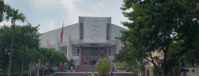 Bảo Tàng Hồ Chí Minh (Ho Chi Minh Museum) is one of Tempat yang Disukai モリチャン.
