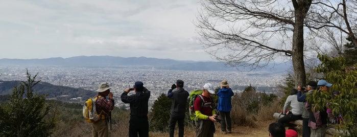 大文字山 頂上 is one of Kyoto.