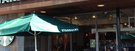 Starbucks is one of สถานที่ที่ calixton ถูกใจ.