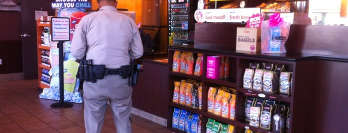 Dunkin' is one of Travel Nevada Las Vegas.
