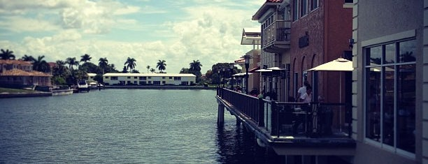 M Waterfront Grille is one of Naples favorites.