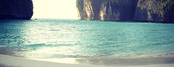 Maya Bay is one of KPP.