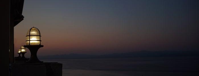 Ωκεανίδες is one of Gamze : понравившиеся места.