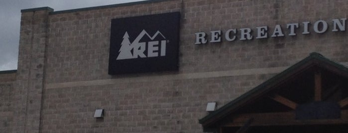 REI is one of Austin...Indeed.