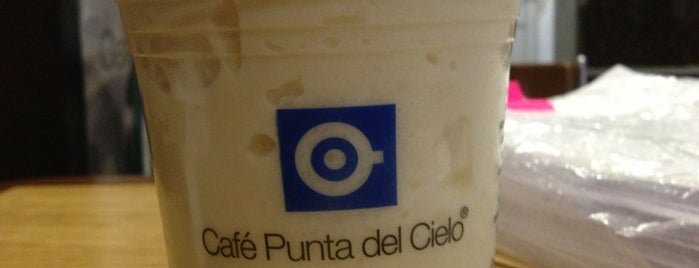 Café Punta del Cielo is one of Irlysさんのお気に入りスポット.